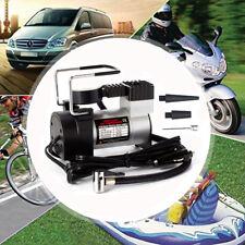 12V Portable Heavy Duty 80PSI Car Tyre Auto Tire Inflator Pump Air Compressor