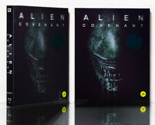 ALIEN: COVENANT (2017) [Blu-Ray], Limited 900, (STEELBOOK), Lenticular BOX SET