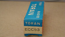 TORAN TUNGSRAM ECC83 12AX7 WITH WELDED SILVER PLATES AMPLITREX AT1000