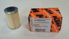 KTM FILTRO OLIO OIL FILTER ORIGINALE DUKE 125 200 250 390 COD. 90138015000