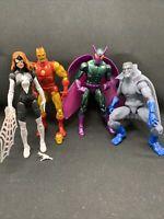 Marvel Legends Lot Of 4 Figures #14