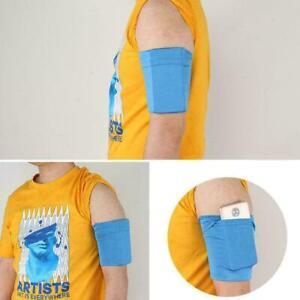 Wrist Arm Running Sport Bag Elastic Mobile Phone Armband Y2C6 Sports Pouch Y1X0