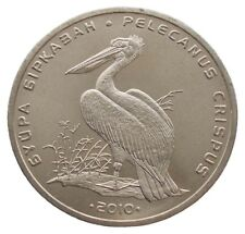 "KASACHSTAN  50 TENGE - ""PELIKAN"" - 2010 (St), UNC, Auflage 50.000 Ex."