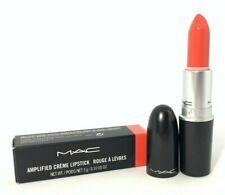Mac Amplified Lipstick ~ 120 Vegas Volt ~ .10 oz Bnib