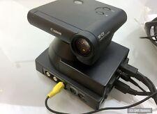 CANON VC-C3 PTZ Pan, Tilt, Zoom Communication Camera Kamera mit Netzteil, LESEN