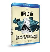 JON/DEEP PURPLE & FRIENDS LORD - CELEBRATING JON LORD  BLU-RAY NEW+