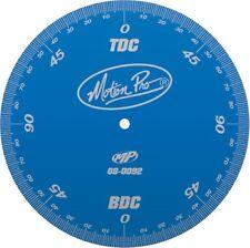 Motion Pro Degree Wheel Engine Cam Timing 08-0092