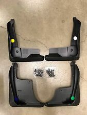 2018-19 Toyota Camry LE & XLE Mudguard Kit PU060-03180-TP  Genuine OEM 4 Pc Set