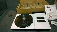 DJ Hero Wireless Turntable PS3 Playstation 3 Activision