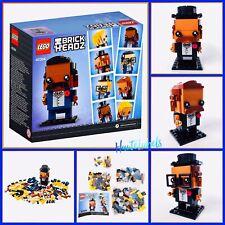 """LEGO Brickheadz """"Groom, Dad, Gay Dad"""" Building Toy 10+ #40384 / COLLECTABLE"""