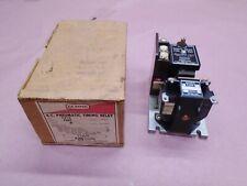 NEW Clark 713UG-76 Pneumatic Timing Relay Type PMT Class B 110/120 Volt Coil