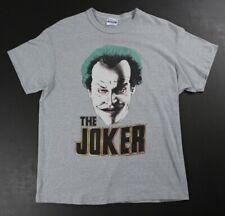 New listing Vintage 1989 Batman Joker Shirt Size Xl Movie Tee Comic T-Shirt Jack Nicholson