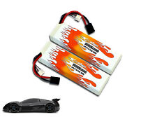 Maxamps lipo 9000xl 3s 11.1v pair lipo battery for traxxas XO-1