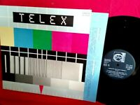 TELEX Looking for Saint Tropez LP 1979 ITALY MINT- First Pressing Funk Disco