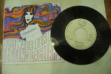 """PEPPINO GAGLIARDI""""CHE VALE PER ME-disco 45 giri DET 1968"""" SANREMO"""