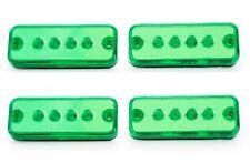 24V colore verde Indicatore Luci Led per telaio del Camion Man Iveco Volvo