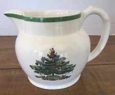 Spode Christmas Tree Small Pitcher / Large Creamer Model S3324 C