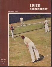 Leica Photography Magazine Employ Your Camera September 1938 021318nonr