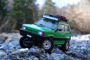 Fiat Panda RC body 267mm scaler lexan MST cfx cmx tamiya cc01 02