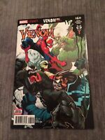 Venom #160 Venom Inc Part 5 1st Print [Marvel Comics, 2018]