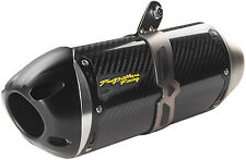 Two Brothers Racing Slip-On Systems for Yamaha 005-3850405-S1 Carbon Fiber