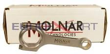 B16 HONDA HH5287CEB4-A MOLNAR Connecting Rods w/ ARP2000 rod bolt