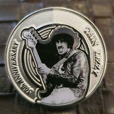 Thin Lizzy Phil Lynott 50th Anniversary Pin Badge.