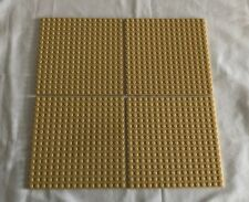 "X Large 50x50 Studs 40cmx40cm Compatible Construction BASE PLATE  15.75/"" x15.75/"""