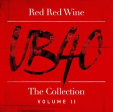 UB40 - Red Red Wine CD Official Gift Idea Volume 2 Greatest hits *NEW & SEALED*