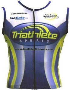 Triathlete Sports Tri Jersey
