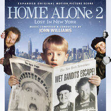 MAMAN J'AI ENCORE RATE L'AVION (HOME ALONE 2) - MUSIQUE - JOHN WILLIAMS (2 CD)