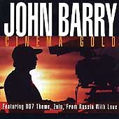 John Barry - Cinema Gold (CD 1996)