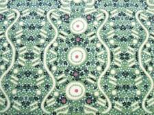 AUSTRALIA ABORIGINAL Aborigine agua dreaming Verde Tejido 58.4cm retazos OFERTA
