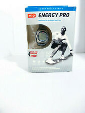 MIO Energy Pro Heart Rate Monitor w/Chest Strap Date & Alarm Sport Watch NIB