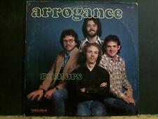 ARROGANCE Rumors    LP  with Don Dixon  DEMO    RARE !