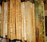 SALGARI vari editori vari titoli anni '10/'50 entra e vedi lista