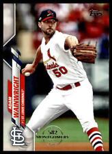 2020 Topps Baseball Montgomery Club Box Set - Pick A Card - Cards 501-700