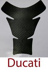 Ducati Tankpad Carbon Tankaufkleber Tankschutzfolie