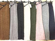 Full Length Polyester Regular Size Skirts for Women