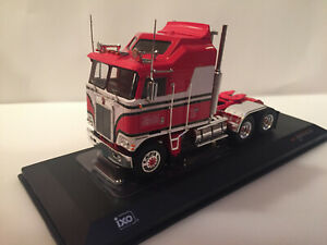 1/43 Tractor - Truck Kenworth K100 Aerodyne 1976 IXO Models TR044
