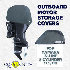 Yamaha outboard storage half cover IN-LINE 2 CYLINDER