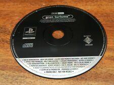 Gran Turismo Playstation 1 PS1 Promo Disc