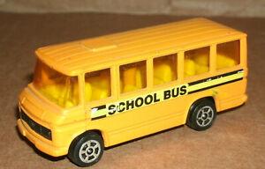 1/64 Scale Mercedes-Benz O309 School Bus Van Diecast Vehicle - Corgi Junioirs