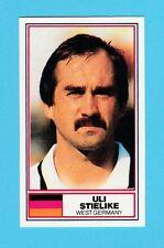 FOOTBALL - ROTHMANS LTD. - INT'L FOOTBALLER CARD -  STIELIKE  OF  GERMANY - 1984