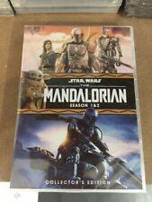 The Mandalorian Season 1-2 DVD Complete Series Brand new