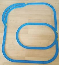 Thomas the Tank Engine Train Track blue  X 26 pieces Tomy TrackMaster