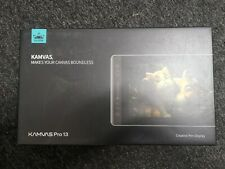 HUION Kamvas Pro 13 Graphic Drawing Monitor / 13.3 Inch Graphic Tablet - Unused