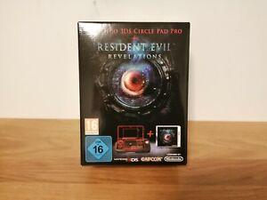 Resident Evil: Revelations Circle Pad Pro - Nintendo 3DS UK PAL SEALED
