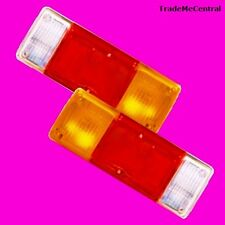 Daihatsu Delta Truck Right Driver & Left Passenger Side Rear Tail Lights Lamps