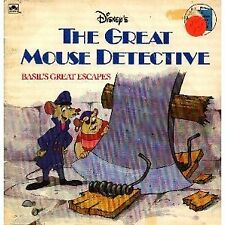 The Great Mouse Detective: Basils Great Escapes